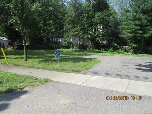 1563 Lakeside Drive, Birmingham, MI 48009 (#218061650) :: RE/MAX Classic