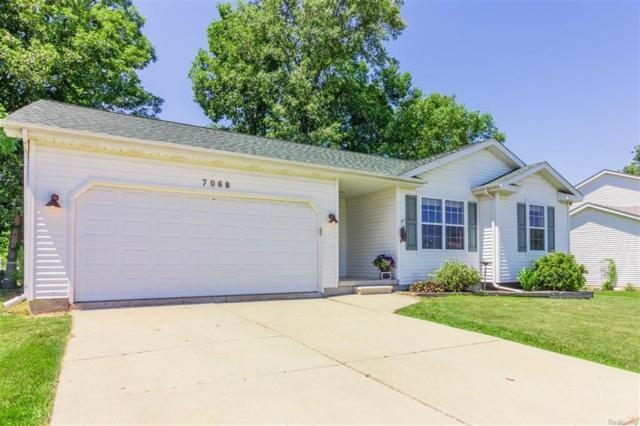 7068 Glen Oak, Grand Blanc Twp, MI 48439 (#50100002921) :: The Mulvihill Group