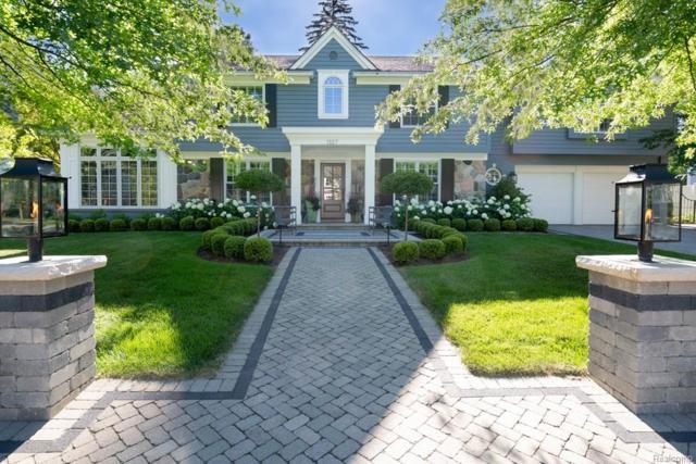 1327 N Glenhurst Drive, Birmingham, MI 48009 (#218061921) :: The Buckley Jolley Real Estate Team