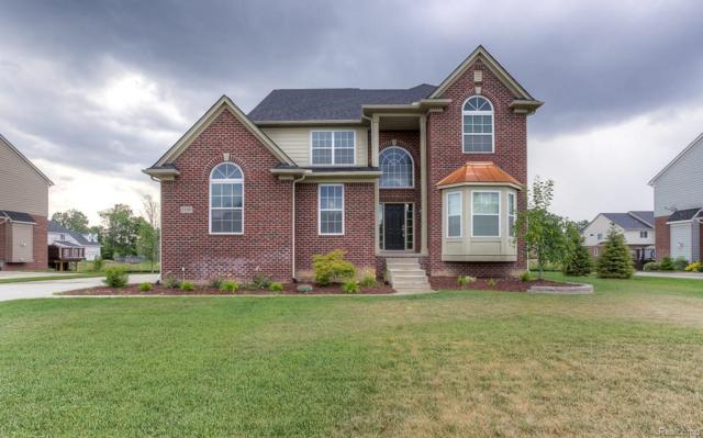 23785 Stoneleigh Drive, Lyon Twp, MI 48178 (#218062010) :: The Buckley Jolley Real Estate Team