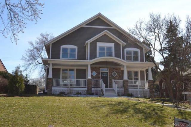 2928 Vinsetta Boulevard, Royal Oak, MI 48073 (#218062038) :: Duneske Real Estate Advisors