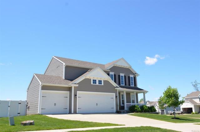3715 Wescott Court #135, Howell, MI 48855 (#543258359) :: Duneske Real Estate Advisors