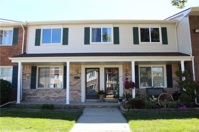 38171 Jamestown Drive, Sterling Heights, MI 48312 (#218062275) :: Duneske Real Estate Advisors