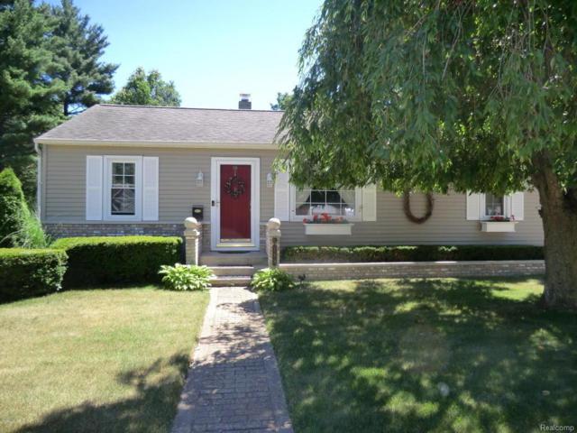 189 Pelton Ave, COLDWATER CITY, MI 49036 (#62018031764) :: Duneske Real Estate Advisors