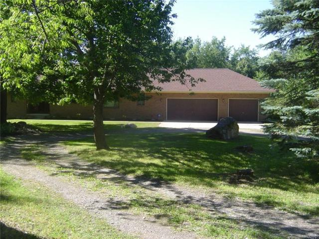 1220 W Davison Lake Road, Metamora Twp, MI 48371 (#218062358) :: Duneske Real Estate Advisors