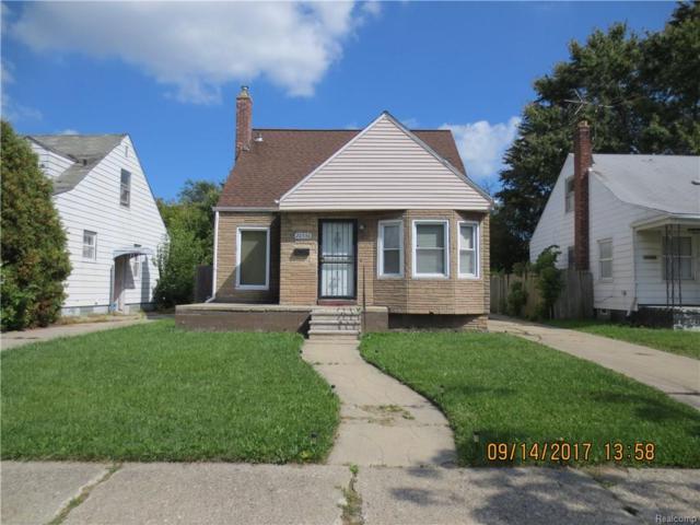 20536 Hickory Street, Detroit, MI 48205 (#218062389) :: RE/MAX Classic