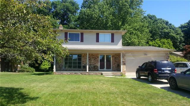 2421 Wortham Drive, Rochester Hills, MI 48307 (#218062486) :: RE/MAX Classic