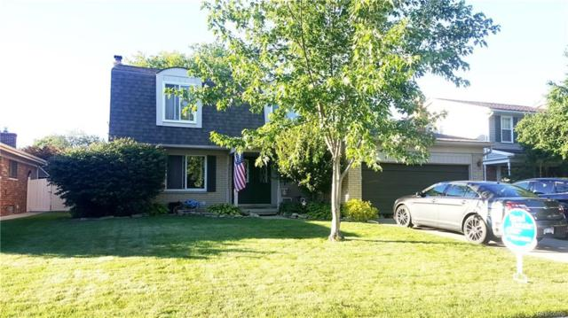11751 Cavalier Drive, Sterling Heights, MI 48313 (#218062553) :: RE/MAX Classic