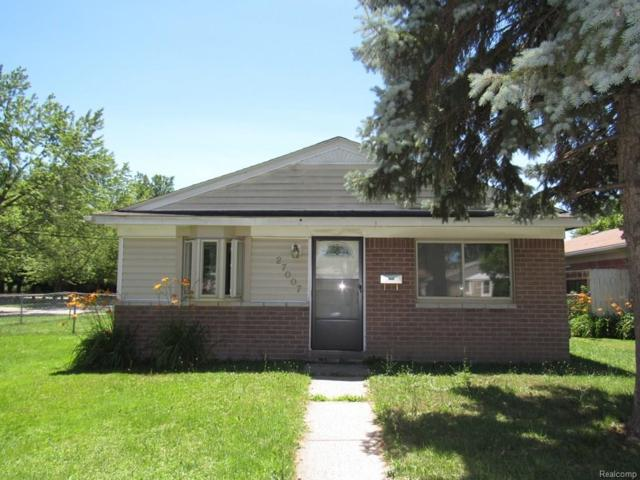 27007 Sally Court, Taylor, MI 48180 (#218062572) :: The Buckley Jolley Real Estate Team