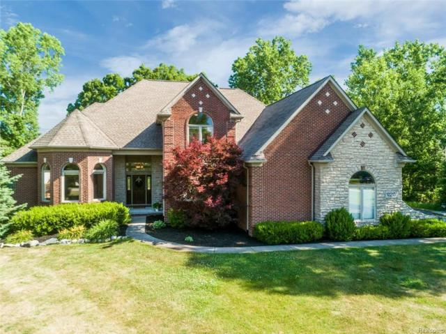 10213 Rosemarie Run, Brighton Twp, MI 48114 (MLS #218062603) :: The Toth Team