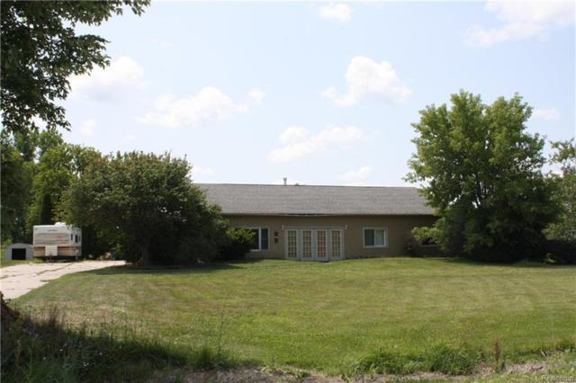 7229 Frith Road, Saint Clair Twp, MI 48079 (#218062782) :: Duneske Real Estate Advisors