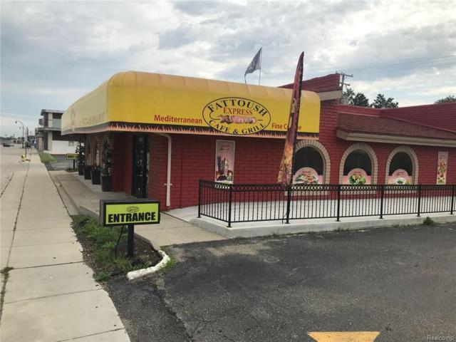 1297 Fort Street, Wyandotte, MI 48192 (#218062790) :: RE/MAX Classic
