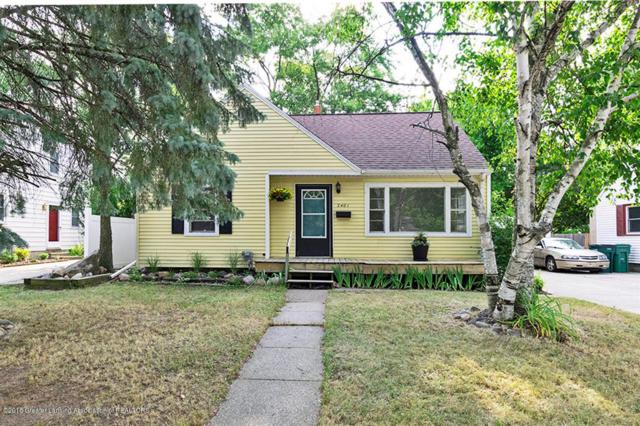 2401 Pleasant Grove Road, Lansing, MI 48910 (#630000228098) :: Duneske Real Estate Advisors