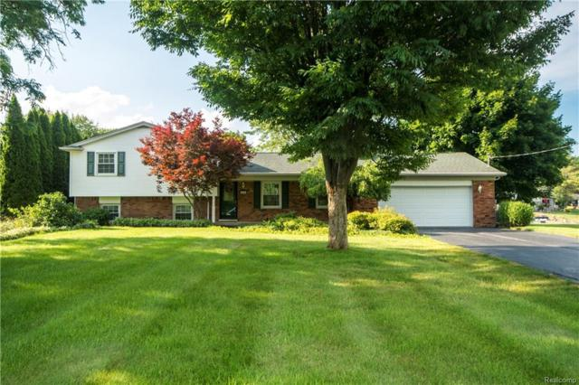 3676 Sandbar Drive, Commerce Twp, MI 48382 (#218062862) :: RE/MAX Classic