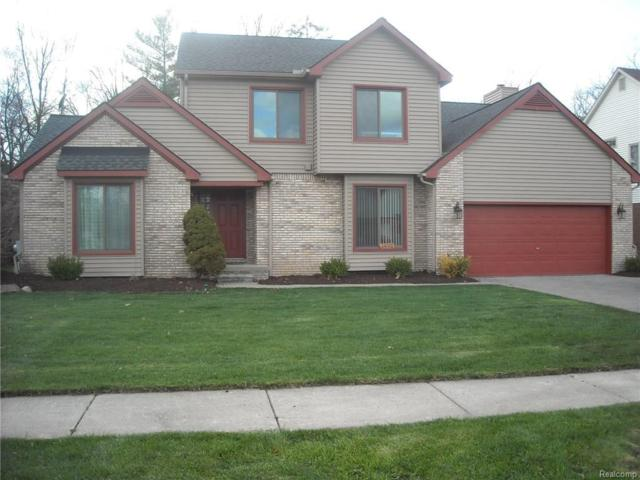 1492 Stauch Drive, Waterford Twp, MI 48324 (#218062866) :: RE/MAX Classic