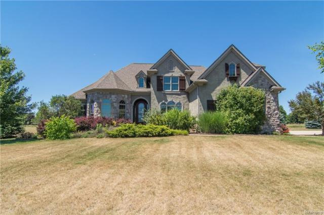 690 Spiroff, Highland Twp, MI 48380 (#218062879) :: The Buckley Jolley Real Estate Team