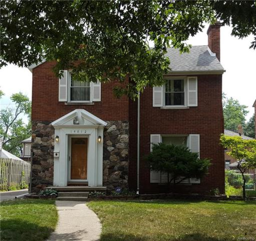 14812 Greenview, Detroit, MI 48223 (#218062939) :: The Buckley Jolley Real Estate Team