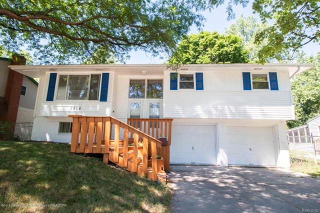 3818 Wainwright Avenue, Lansing, MI 48911 (#630000228117) :: RE/MAX Vision