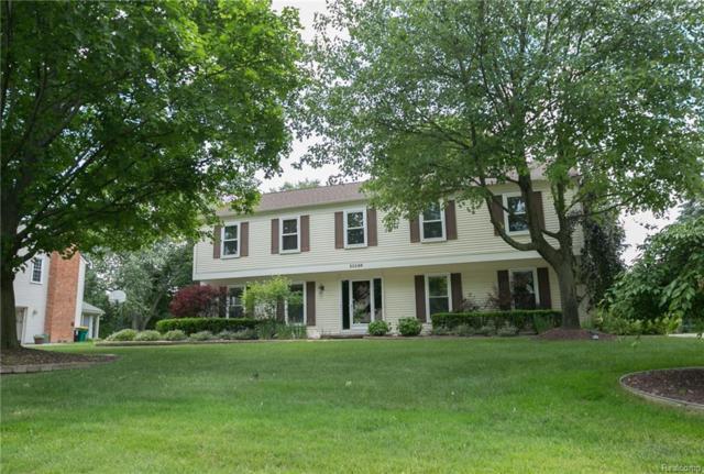 35549 Fredericksburg Road, Farmington Hills, MI 48331 (#218062962) :: RE/MAX Classic