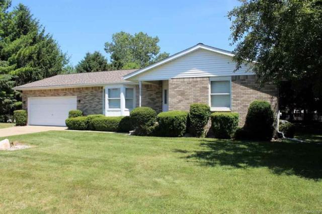 466 W Winds Dr, Almont, MI 48003 (#58031353109) :: Duneske Real Estate Advisors