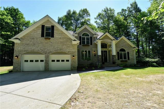 3460 Mccormick Road, Mayfield Twp, MI 48446 (#218063013) :: The Mulvihill Group