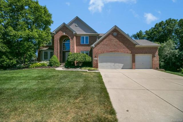 1056 Birchway Court NW, South Lyon, MI 48178 (#218063023) :: Duneske Real Estate Advisors