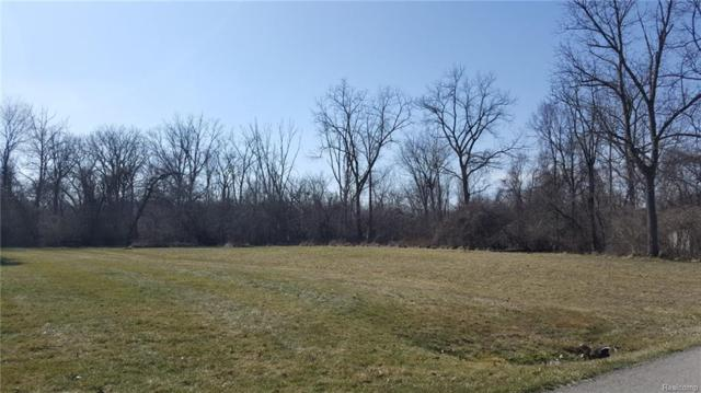 Vacant Annette, Grosse Ile Twp, MI 48138 (MLS #218063086) :: The Toth Team