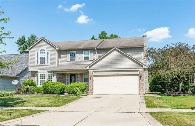 3235 River Meadow Circle, Canton Twp, MI 48188 (#218063099) :: RE/MAX Classic