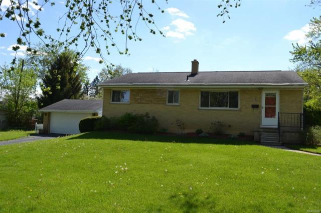 286 Lawson Street, Saline, MI 48176 (#543258416) :: Duneske Real Estate Advisors