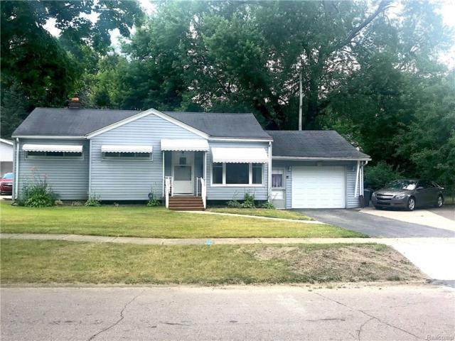 2818 Comanche Avenue, Flint, MI 48507 (#218063290) :: RE/MAX Classic