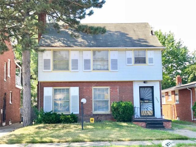 8223 W 7 MILE Road, Detroit, MI 48221 (#218063315) :: Duneske Real Estate Advisors