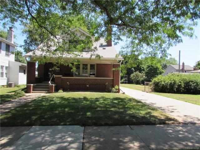 3627 Grindley Park Street, Dearborn, MI 48124 (#218063401) :: Duneske Real Estate Advisors