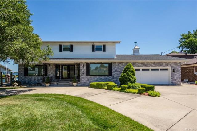 38750 Lakeshore Drive, Harrison Twp, MI 48045 (#218063464) :: The Mulvihill Group