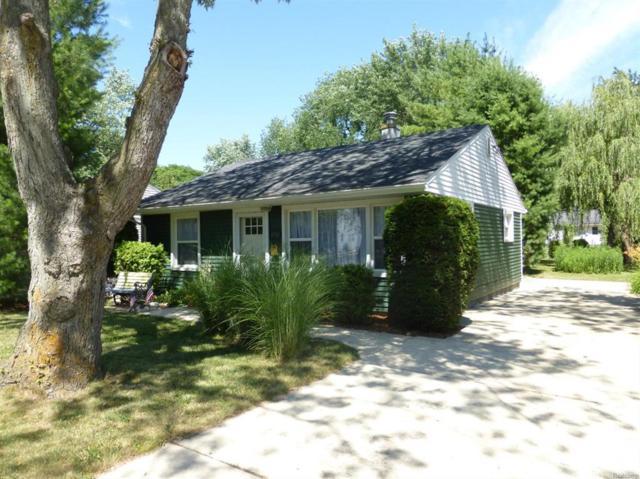 404 N Harris Street, Saline, MI 48176 (#543258466) :: Duneske Real Estate Advisors