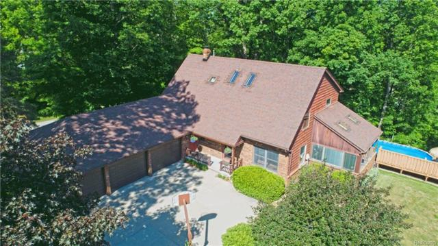 3540 N Timberline Dr, Clyde Twp, MI 48049 (#218063594) :: RE/MAX Classic