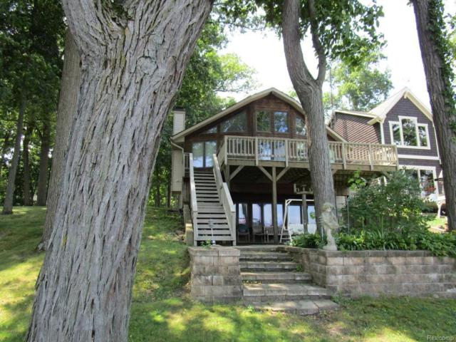 1051 Nipigon Beach Rd, Kinderhook Twp, MI 49036 (#62018032353) :: The Mulvihill Group
