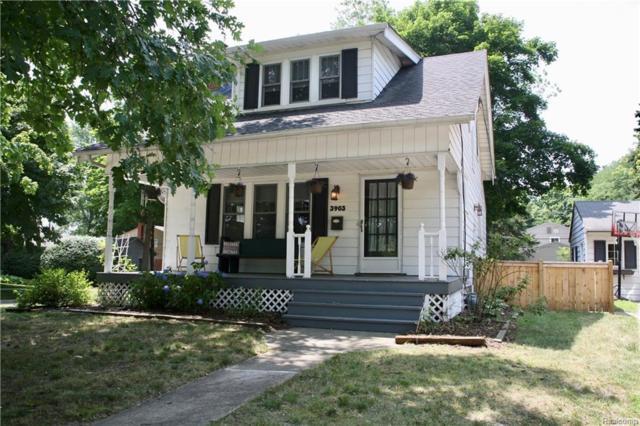 3903 Bellevue Avenue, Royal Oak, MI 48073 (#218063657) :: RE/MAX Vision