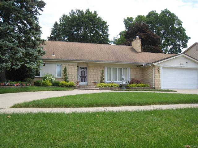 1866 Kinmore Street, Dearborn Heights, MI 48127 (#218063672) :: RE/MAX Classic