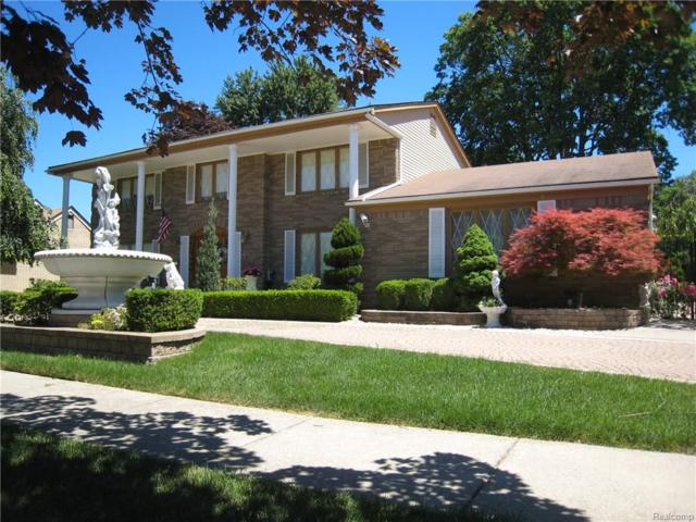 1836 Kinmore Street, Dearborn Heights, MI 48127 (#218063694) :: RE/MAX Classic