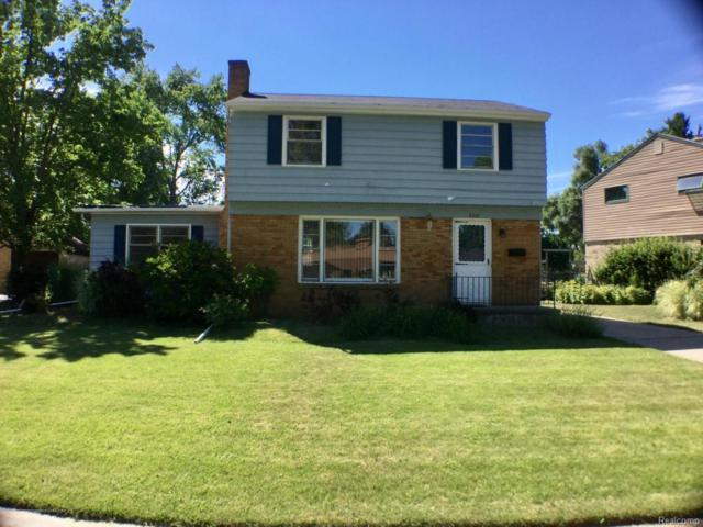 2310 Fairfax Road, Lansing, MI 48910 (#630000228167) :: Duneske Real Estate Advisors