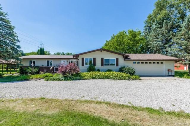 10962 Willow Road, Augusta Twp, MI 48191 (#543258497) :: RE/MAX Vision
