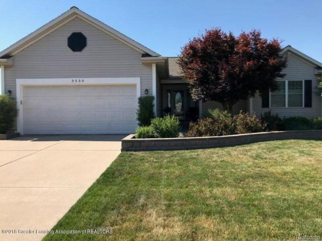 3530 Wynbrooke Drive, Dewitt Twp, MI 48906 (#630000228176) :: The Mulvihill Group