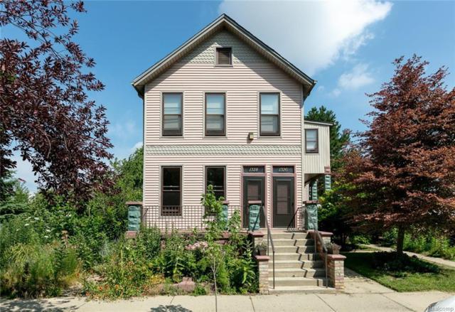 1326 Bagley Street, Detroit, MI 48226 (#218063808) :: RE/MAX Classic