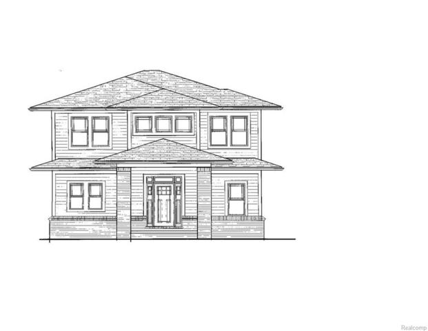 3526 Linwood Avenue, Royal Oak, MI 48073 (#218063820) :: Duneske Real Estate Advisors