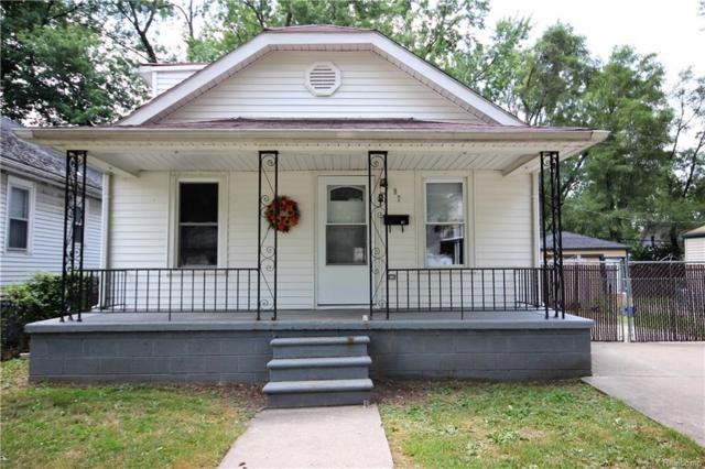 97 W Madge Avenue, Hazel Park, MI 48030 (#218063839) :: RE/MAX Nexus