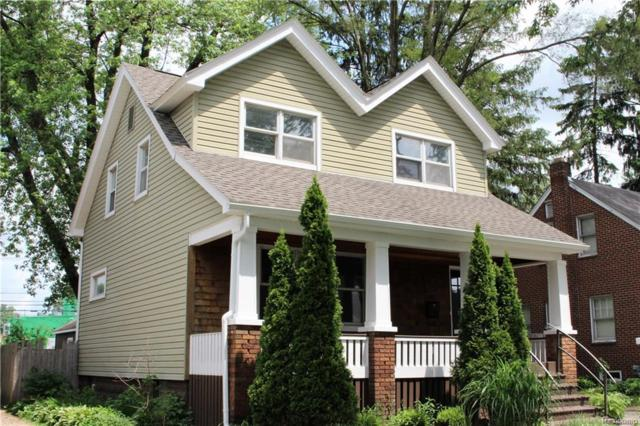 674 Princeton Road, Berkley, MI 48072 (#218063853) :: RE/MAX Vision