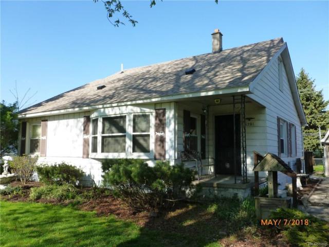 5381 Merrick Street, Dearborn Heights, MI 48125 (#218063862) :: RE/MAX Classic