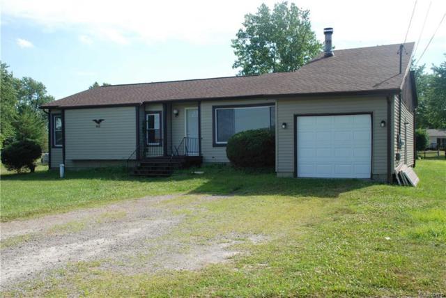 4647 Bluebush Road, Raisinville Twp, MI 48162 (#218063876) :: Duneske Real Estate Advisors