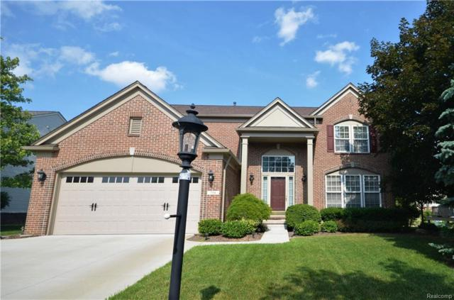 756 Westhills Drive, South Lyon, MI 48178 (#218063882) :: Duneske Real Estate Advisors