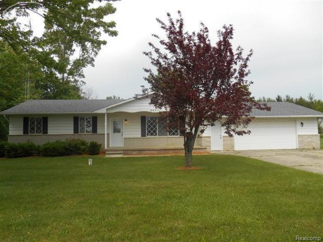 6451 Webster, Mt. Morris, MI 48458 (#50100002997) :: Duneske Real Estate Advisors